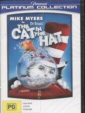 THE CAT IN THE HAT -   Mike Myers, Spencer Breslin, Dakota Fanning - DVD