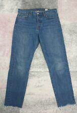 Levi's White Oak Cone Denim Jeans Wedgie w30