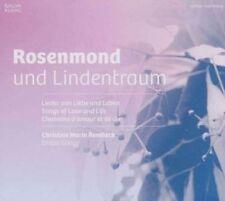 Rosenmond und Lindentraum -Songs of Love & Life Factory Sealed NEW CD FreeUK P&P