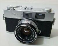 Konica Auto S2 Vintage 35MM Film Camera *EXC COSMETIC*