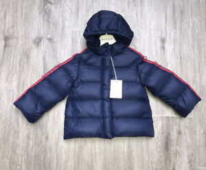 Gucci Girls Padded Coat Age 24 Months  RRP £650 BNWT