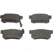 Disc Brake Pad Set-ThermoQuiet Disc Brake Pad Rear Wagner QC537