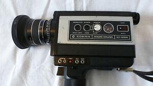 Cosina Super 8 Filmkamera Typ  MS-8000 Magic Sound