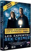 DVD Les Experts : Sex Crimes (2 DVD)