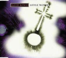 DAVID BOWIE little wonder (CD, single, CD1, 1997) IDM, synth pop, very good,