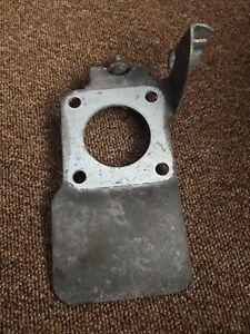 Classic Mini Su Carb Register Plate 1 3/4 1.75
