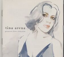 TINA ARENA - Greatest Hits 1994-2004 cd vgc