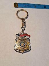 UTAH STATE PRISON 50 Years 2001 Keychain Key Ring ~ CORRECTIONS UT ~ Ships FREE