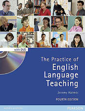 The Practice of English Language Teaching 4th Edition Book and DVD by J Harmer