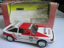 Matchbox SCX Toyota Celica 'repsol' slot car for spares or repair