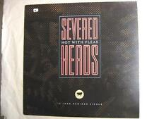 """SEVERED HEADS """"HOT WITH FLEAS"""" - 12"""" MAXI SINGLE"""