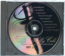 HOLLY COLE Excerpts from Temptation 1997 CD • 8 tracks Tom Waits covers
