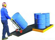 Low Level Spill Pallet Bunded Workfloor Ramp