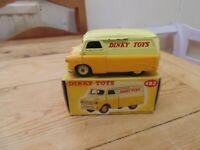 Vintage Dinky Toys Bedford 10 Cwt Van Boxed No 482