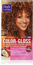 Dark and Lovely Color-Gloss Ultra Radiant Color Creme, Golden Brown 1 ea