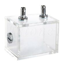 200ml Acrylic Liquid Water Cooled Brushless Pump Tank For CPU Water Cooling