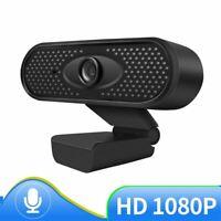 Flexible USB Webcam HD/1080P/PC Web Camera With Microphone Web Cam USB Camera fo