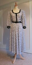 Lovely late 80s vintage summer Parigi dress
