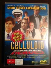 CELLULOID HEROES 10 Movie Pack 4  New But Unsealed DVDs