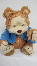 TJ BEARY TALES  PLUSH TALKING INTERACTIVE BEAR READS SINGS  PLAYSKOOL WORKS