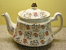 "Price Kensington Made in England Teapot ""ROSES"""