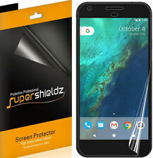 2X Supershieldz HD Clear Full Coverage Screen Protector For Google Pixel XL