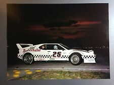 BMW CSL Coupe Race Car Print, Picture, Poster RARE!! Awesome L@@K