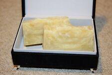 Organic 100% Handmade Coconut Mint Shampoo Bar (4oz)