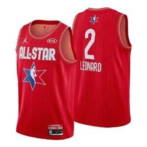 Nike NBA Youth Los Angeles Clippers Kawhi Leonard 2020 All Star Swingman Jersey