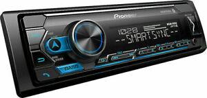 PIONEER MVH-S322BT Digital Media Receiver AUX USB EQ Bluetooth iPhone Android