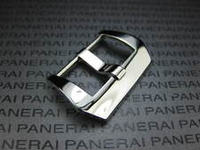 26mm Swiss 316L Stainless PRE-V SCREW IN BUCKLE Polish X PANERAI LUMINOR 1PC 26