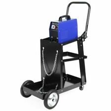 Welder Welding Cart Welding Equipment Trolley Workshop w/ Storage for Tanks