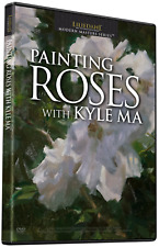KYLE MA: PAINTING ROSES - ART INSTRUCTION DVD