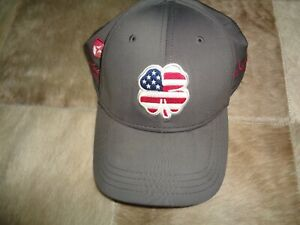 Live Lucky  by Black Clover L/XL Golf Hat  - Blackstone CC - FANTASTIC!!