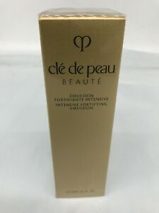 Cle De Peau Beaute Intensive Fortifying Emulsion Full Size 125mL /4.2 Oz. SEALED