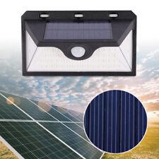 54LED Solar Power Flood Light Sensor Motion Outdoor Garden Path Lamp Wall Light