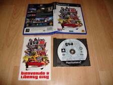 GRAND THEFT AUTO 3 GTA3 DE ROCKSTAR GAMES PARA SONY PS2 USADO COMPLETO
