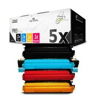 5x MWT Pro Cartridge Compatible for Brother DCP-9040-CN HL-4050-CDN MFC-9450-CLT