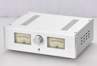 Finished STK443 Hifi amplifier VU header power AMP with BT 5.0 input 25W+25W