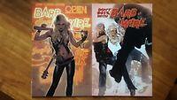 Barb Wire 1 w/ Variant Edition Dark Horse High Grade Comic Book RM17-144