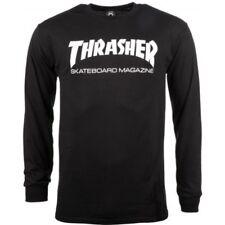Camiseta - t-shirt - Thrasher manga larga skateboard skate all sizes