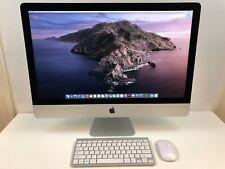 "Apple iMac 27"" 5K Retina 2014 - 1TB Fusion + 128GB SSD 16GB Ram 4GHz Core i7"