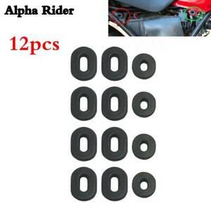 Side Cover Frame Grommets 83551-300-000 For Honda CB350 CB450 CB50 CT125 XL125