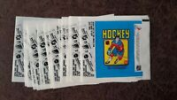 RARE! 1979-80 TOPPS UNUSED Hockey Wax Pack WRAPPER WAYNE GRETZKY ROOKIE YEAR