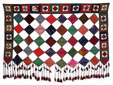 antik orient Uzbek Suzani Patchwork Wedding Camel flank Kamel schmuck zelt No-E