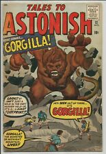 Tales to Astonish #12 Marvel 1960 4.5-5.0