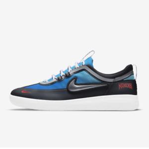 Nike x Samborghini SB Nyjah Free 2 PRM Men's Shoes - DC9104 400 Expeditedship