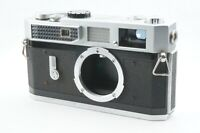 """""""Good"""" Canon Model 7 Leica Screw Mount Rangefinder Camera Body From JAPAN"""