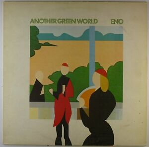 """12"""" Maxi - Eno - Another Green World - B4971 - cleaned"""