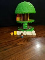 Vintage 1975 General Mills Fun Group Kenner Tree Tots Family Tree House Toy
